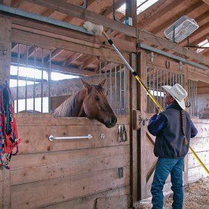 LongArm 0730 Natural Lambswool Duster Mr