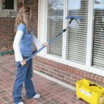 Window Cleaning Extension Pole