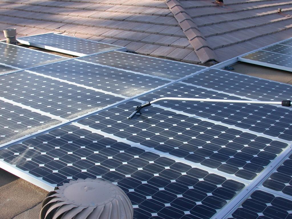 Mr Longarm How To Clean Solar Panels Procurve 174 Solar System