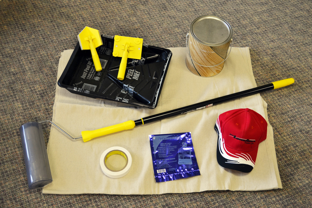 Project Guide How To Paint A Room Mr Longarm