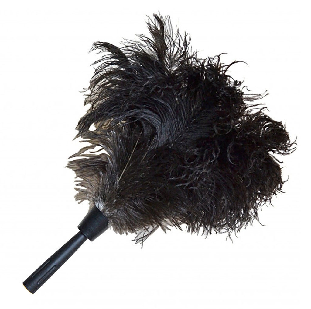Mr Longarm Ostrich Feather Duster Mr Longarm