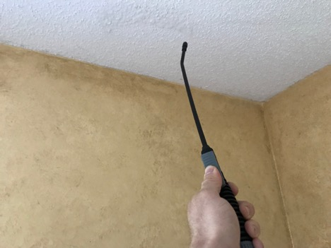 How To Guide Painting A Ceiling Part One Mr Longarm